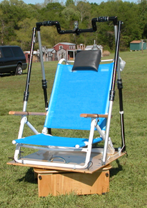 Astronomy Observing Chair Plans - Pics about space
